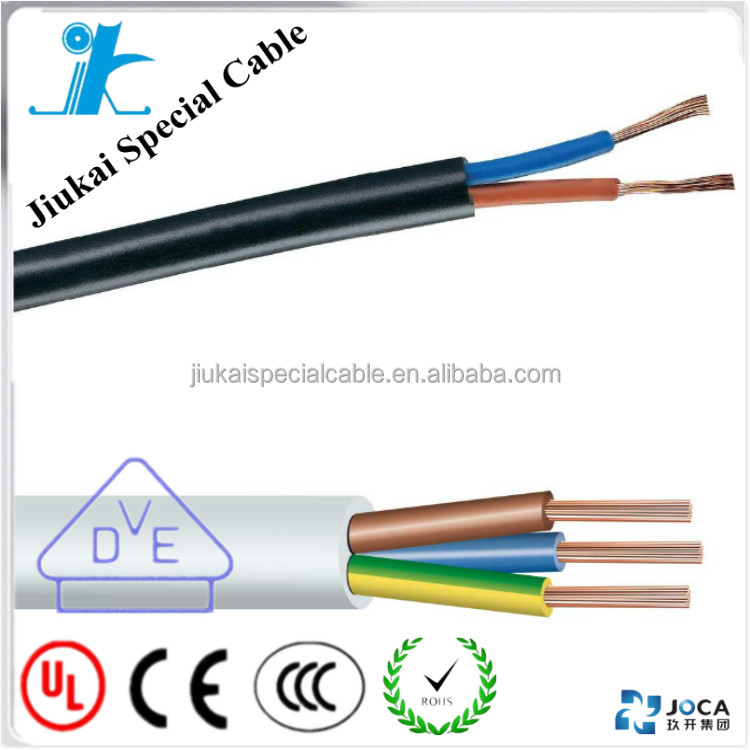 UL approved ul2464 flame retardant PVC jacket for mobile phone charging cables
