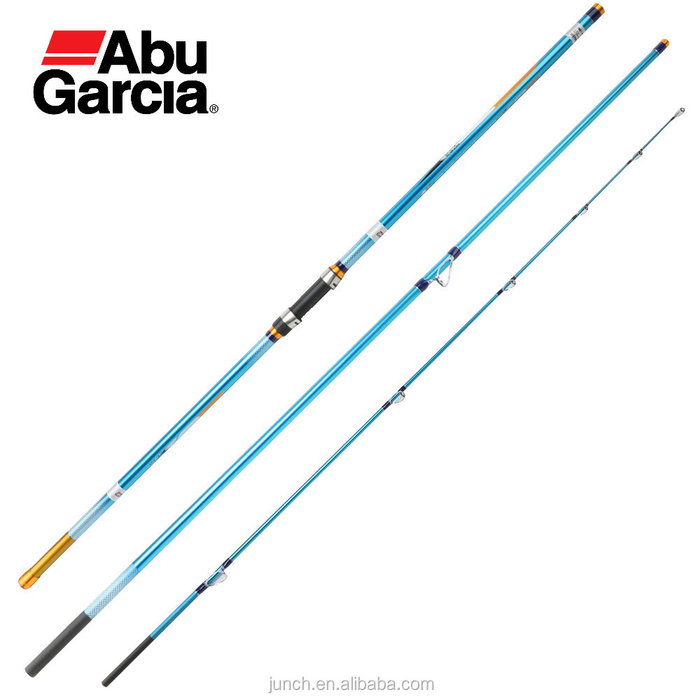 SR001 Vector Surf LR 7647 4.2m 3 Section High carbon fiber Abu Garcia Surf <strong>fishing</strong> rod and Surfcasting Rod for Beach <strong>fishing</strong>