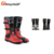 Mens Leather Speed Bikes Motorcycle Boots Racing Motorbike Shoes