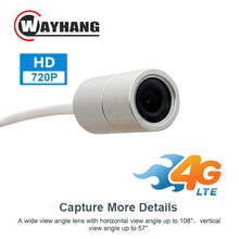 2018 newest 1.0megapixel 3g 4g pinhole secret security cctv camera with sim card smallest wireless cctv ip camera 3g 4g
