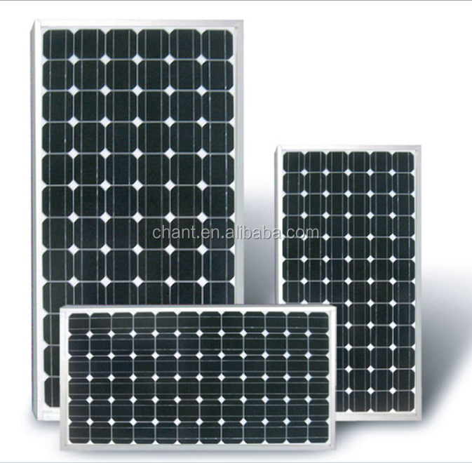 CHINA TOP 10 manufacturer monocrystalline solar system solar panel 320W
