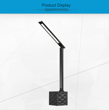 Kid Desk LED Light with bluetooth speaker Flexible table Lamp With Usb Port LED night reading eye protecting light RS-L91S
