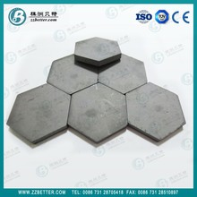 Sintered Silicon Carbide Bulletproof Tile for Body Armor