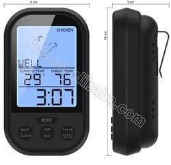 BEEF/STEAK cooking digital wireless cooking thermometer