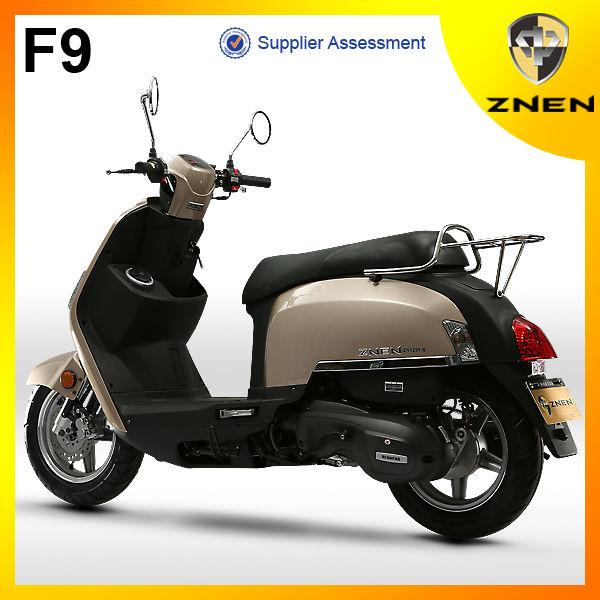 2017 Chinese classical gas scooter electric scooter motorcycle and parts