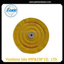 China Manufacturer Buffing cloth wheel buffing wheel machine