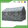 Waterproof windproof high quality canvas fabric stretch tent big army tent