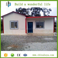 Brand new three bedrooms prefabricated house for sale