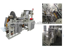 wenzhou offer Automatic V bottom paper bag making machine made in china
