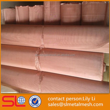manufactory Copper mesh fabric faraday cage shielding