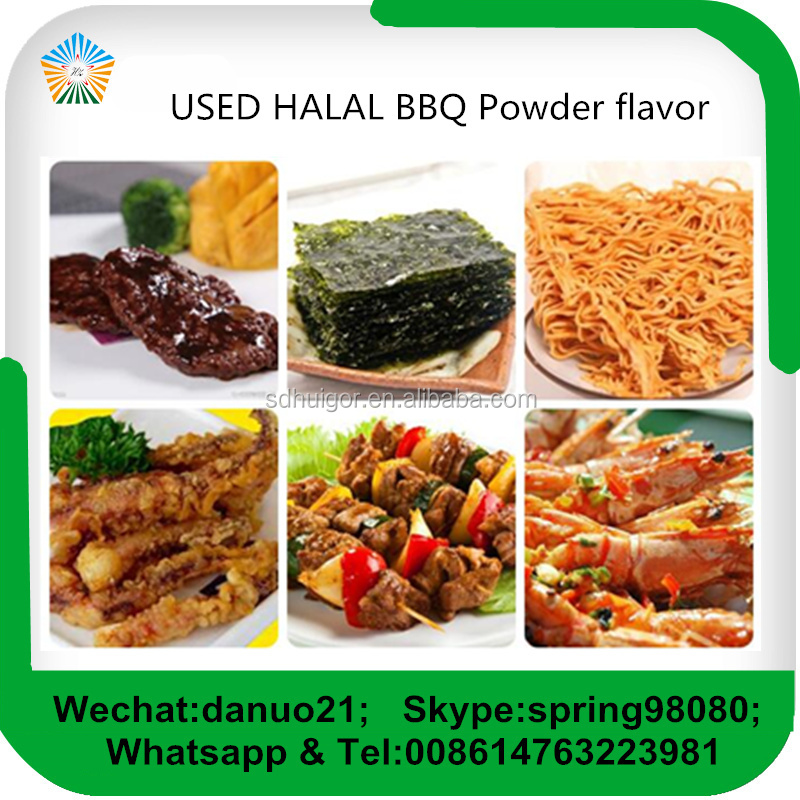 Powder flavor, concentrate seasoning powder flavour for food