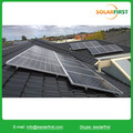 solar roof structure panel solar system solar module system