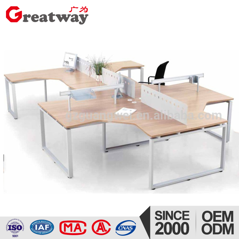 l shape office table for six person square metal table legs