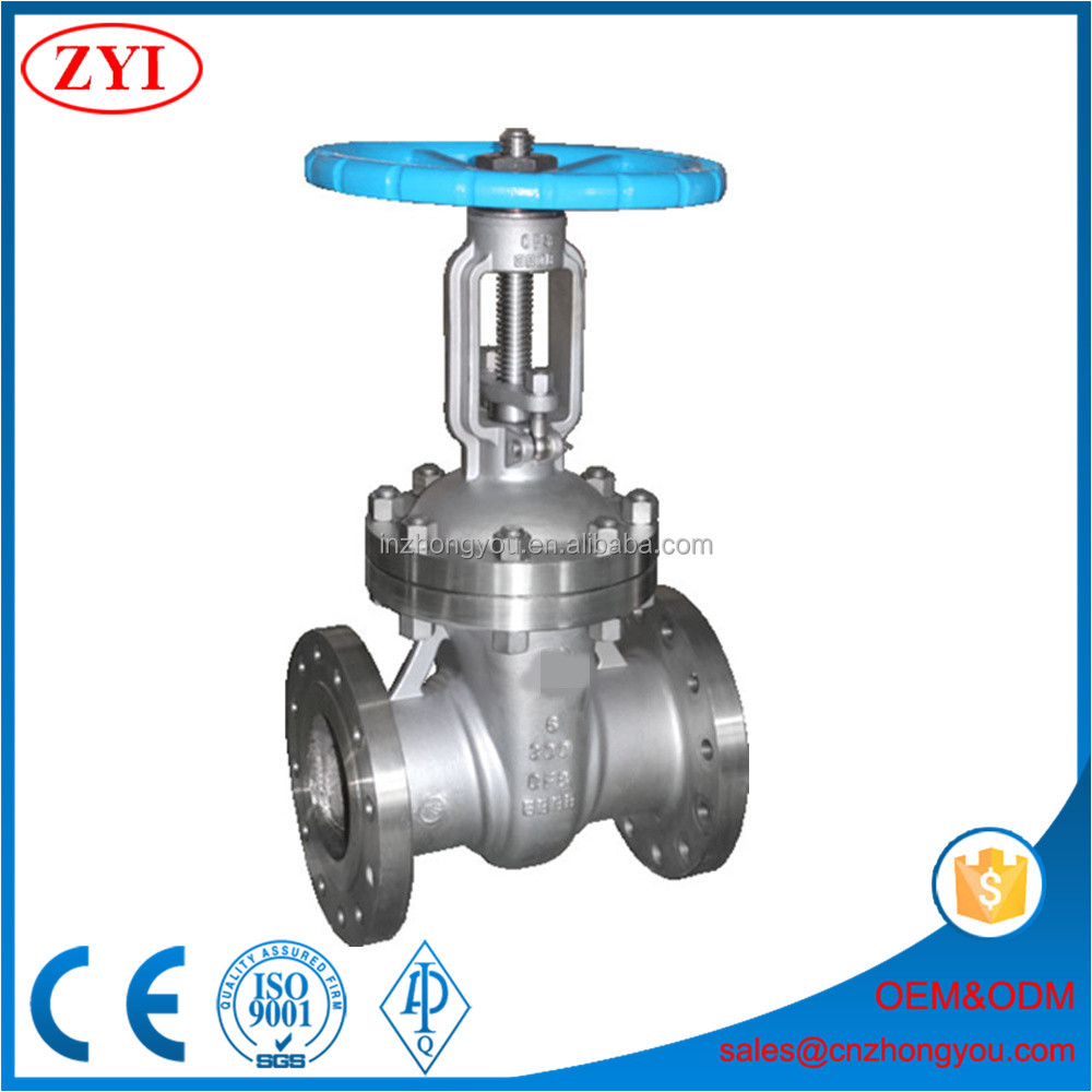 Wedge disc type casting gate valve replacement part