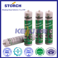 Neutral cure solar module silicone sealant continuous smooth glue line