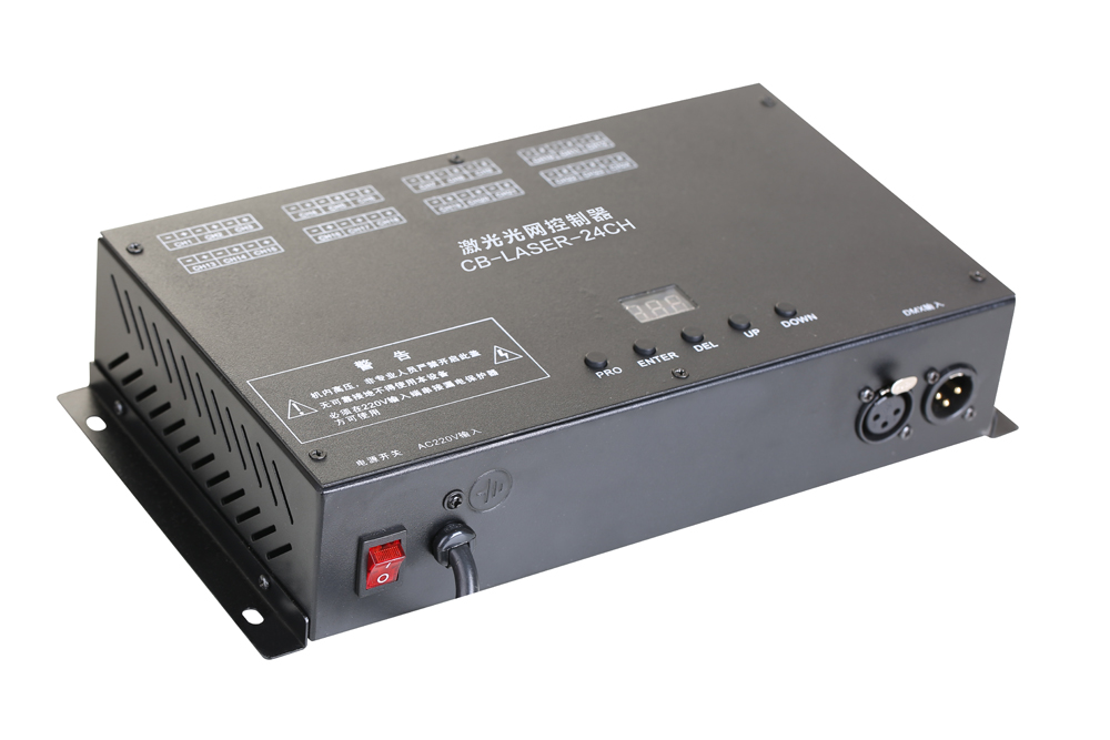 AC110 230V High Voltage Input 20A 4 Channels DMX512 Relay Controller, 4 Channels DMX relay Switch DMX DIMMER