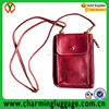 Women Lady PU Leather Coin Cell Phone Case Mobile Pouch Mini Shoulder Bags