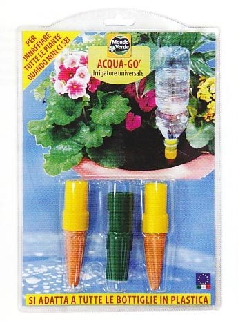 Irrigators for potted plants