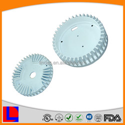 OEM extruded outdoor light weight fast convection aluminum heat sink for led