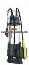 Stainless Steel centrifugal Submersible sewage Pumps price