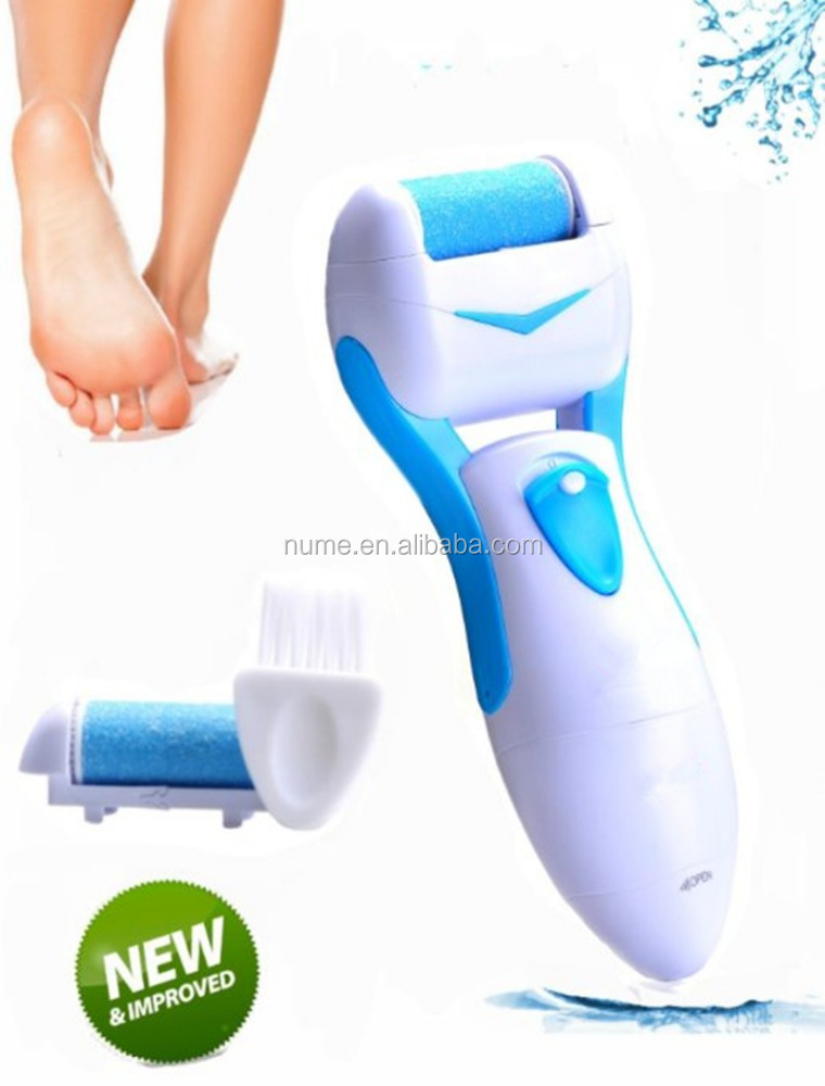 Waterproof rechargeable callus remover machine
