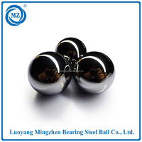 China 25.4mm - 80mm solid chrome steel ball for bearing