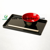 Chinese Manufacturers Clear Acrylic Serving Tray