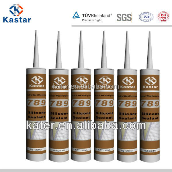 Auto/ Car glass/Windscreen Silicone Sealant