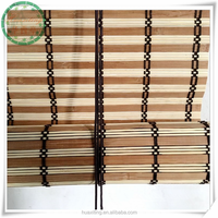 Cordless Natural Woven Bamboo Window Treatments