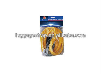 Braided tow rope