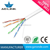 High Speed double 24AWG solid or strand Cat5e UTP Networking/Lan Cable