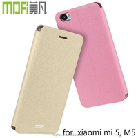 MOFi PU Leather Flip Cover Case for Original Xiaomi Mi5 , M5, Xiaomi 5 , Mobile Phone Back Housing for Xiaomi Mi 5 Pro