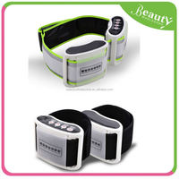 curves slimming belt ,H0T024 abdominal exercise vibrating belt , waist slimming massage belt