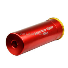 12 Gauge Red Laser boresighter bore sight from poery