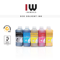 Roland eco-solvent based original ink ,eco solvent dx4/dx5 ink