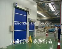 Remote control fast rolling door high speed shutter