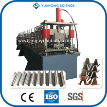 Hot Sale YD-7163 Automatic Galvanized Steel Top Hat Channel Making Roll Forming Machine