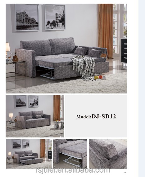 Fashionable Home Use Modern Living Room Furniture Sofa Bunk Bed