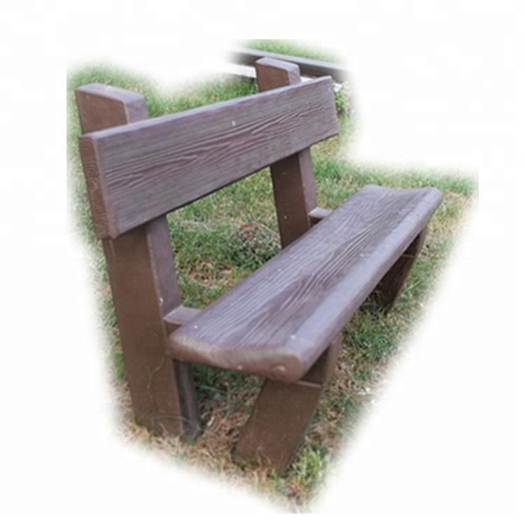 Precast Decorative Plastic Molds Moulds For Outdoor Garden Park Precast Concrete Cement Bench Chair Buy Precast Outdaoor Concrete Park Bench