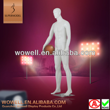 Fashional style palying basketball sports male mannequin