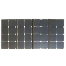 200watt Folding Portable Solar Panel Kit for Camping Equipment