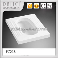 chaozhou Wholesale price squat toilet with hidden camera