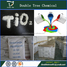 Factory Price Titanium Dioxide Rutile/Anatase for paints coatings using
