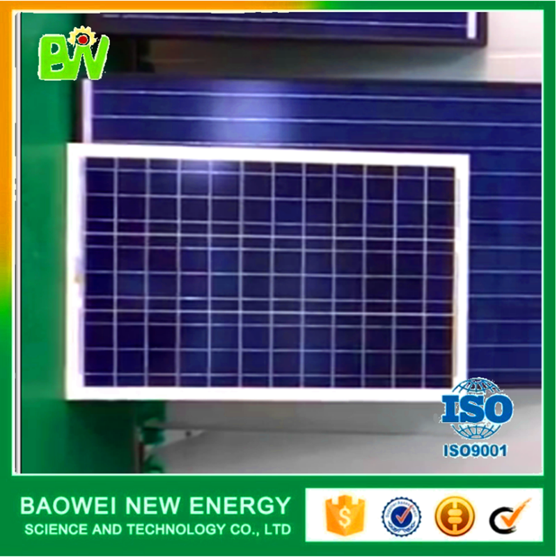 One stop solution 100w polycrystalline solar panel