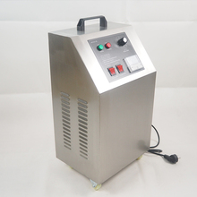 Fresh production 2g/h 3g/h portable ozone sterilization machine generator with filter