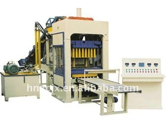 Adjustable Style QTJ4-18 Multifunction Brick Making Machine In Production Line