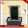 Resin handicraft imitation slate fountain for sale
