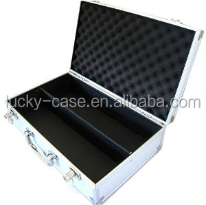 Aluminium Stroage Case for Sports Cards Trading Cards Case Carrying Briefcase