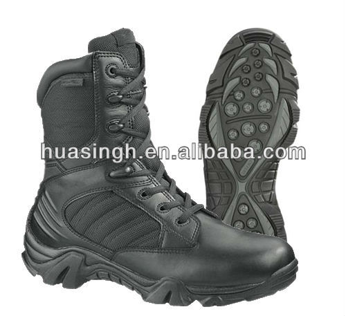 G-force tacticl fighting military training 8 inch elite force Bates combat boots