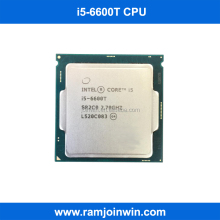 Support DDR4 1866/2133MHZ lga1151 socket cpu processor intel core